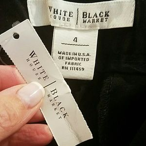 White House Black Market Pants - NWT BHWM Pants